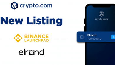 Crypto.com Enlists Binance Launchpad Backed Elrond's ERD Token
