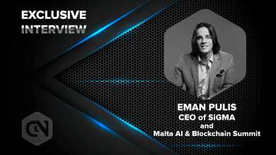 Photo of Eman Pulis, CEO of SiGMA and Malta A.I & Blockchain Summit in an Exclusive Interview with CryptonewsZ