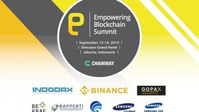 Photo of Empowering Blockchain Summit will be Held in Jakarta, Indonesia on September 13 and 14
