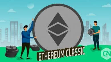 Photo of Ethereum Classic Price Analysis: Ethereum Classic (ETC) price drops to $5.5 mark