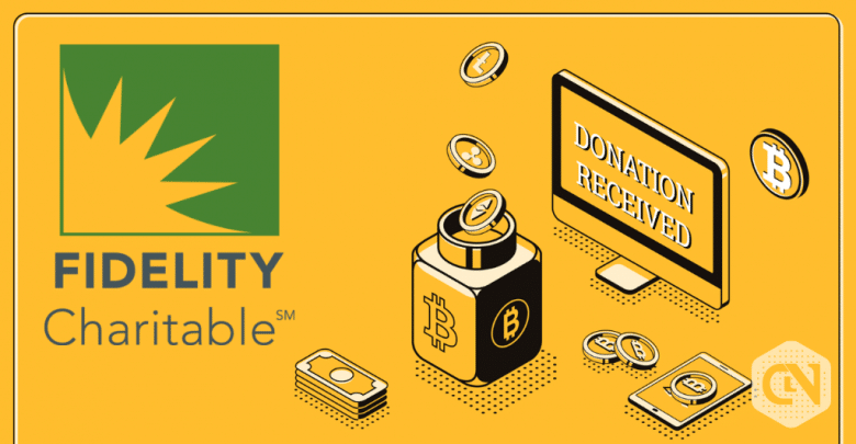 Fidelity Charitable Received