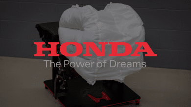 Photo of Honda Develops Front Airbag Technology