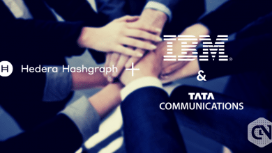 IBM and Tata join DLT platform Hedera Hashgraph's governing council