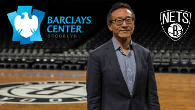 Joe Tsai Buy the Brooklyn Nets and Barclays Center