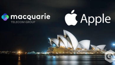 Apple Mobile Devices to be Supplied to Australian Businesses by Macquarie