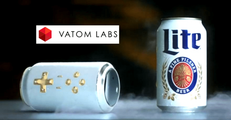 Miller Lite Partners with Vatom Labs