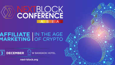 Photo of Bangkok to Host NEXT BLOCK ASIA 2.0 'Affiliate Marketing in the Age of Crypto' This December