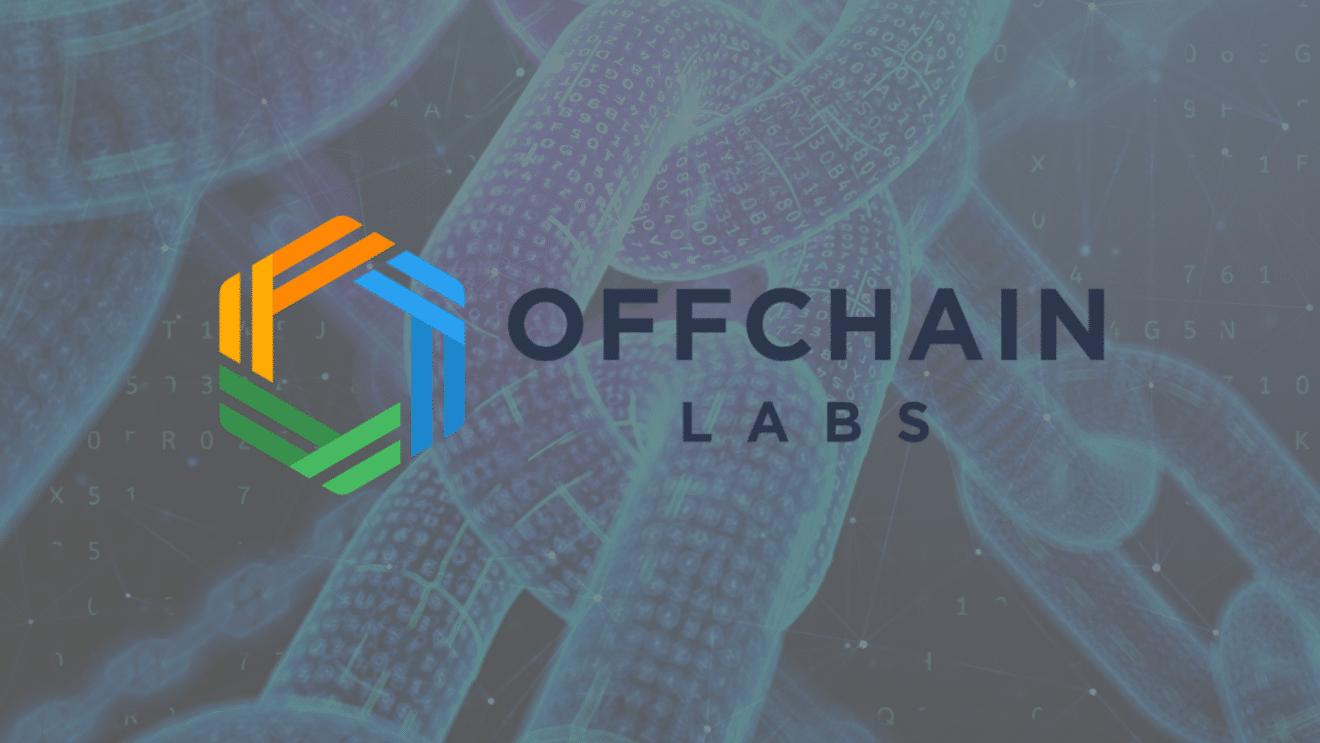 Offchain Labs, an Enterprise blockchain startup