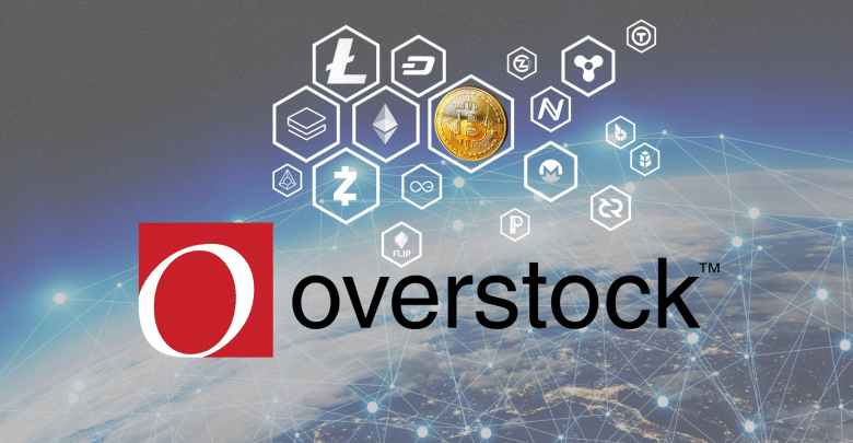 Overstock's New Interim CEO Pledges its Allegiance to Cryptocurrencies