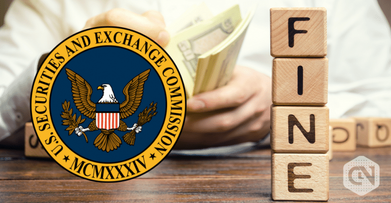 SEC fines US cryptocurrency firm for offering illegal tokens