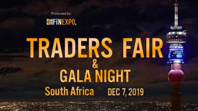 Traders Fair & Gala night - Johannesburg