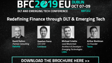Photo of Barclays, Binance, Citi, Coinbase and Deloitte Return to Dublin Tech Conference