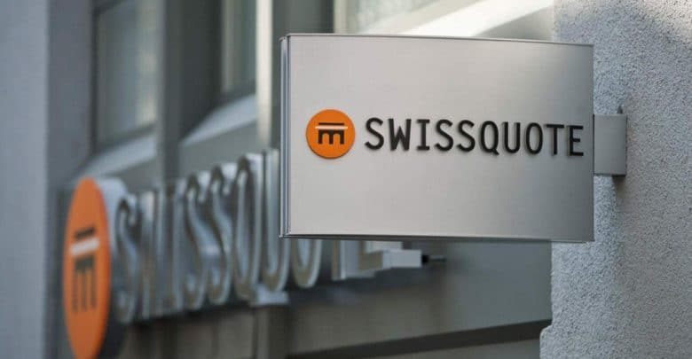 Swissquote provides trading of cryptocurrencies