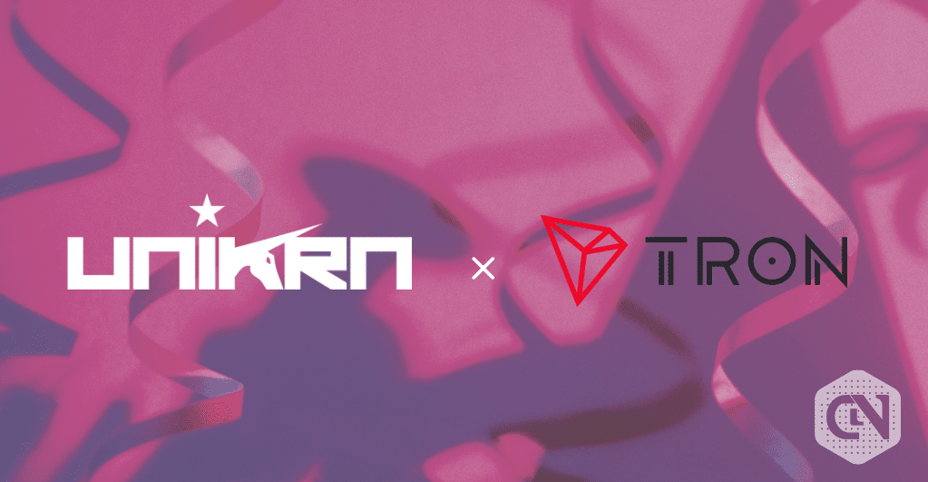 TRON has Recently Joined Unikrn Co to Integrate TRX with