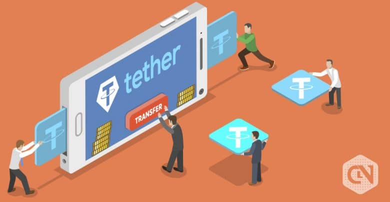 Tether (USDT) Price News