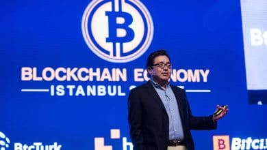 "Photo of Tom LEE is Back in Istanbul for the ""Blockchain Economy 2020""!"