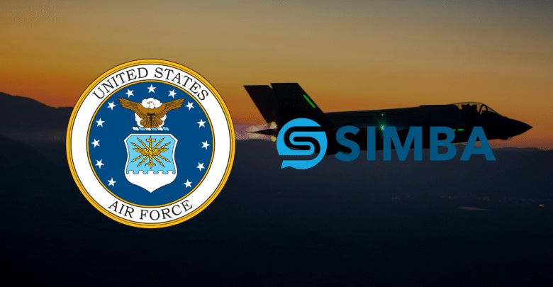 U.S. Air Force Partners with SIMBA Chain for Security Initiatives