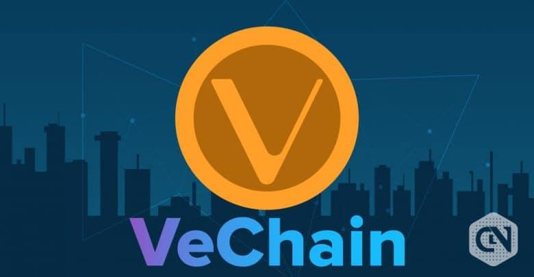 VET VeChain coin