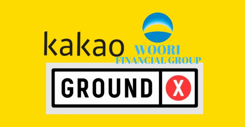 Woori Partners with Kakao's Blockchain- a Subsidiary of Ground X