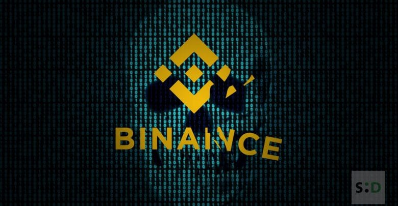 Binance Jersey's Twitter Account Hacked