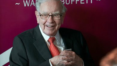 Photo of Warren Buffett's Berkshire Hathaway Raises Its Holding in E-commerce Giant Amazon