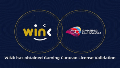Photo of TRON Backed WINk Obtains Gaming Curacao License Validation; Justin Sun Says 'Giant Leap'