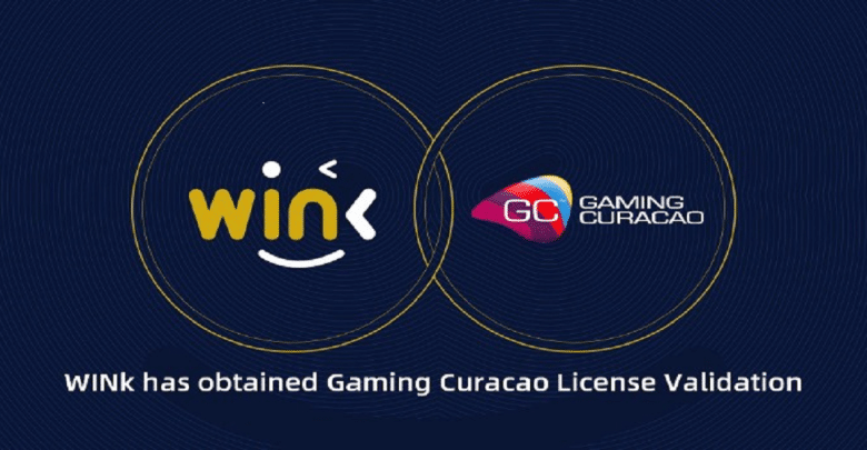 TRON Backed WINk Obtains Gaming Curacao License Validation