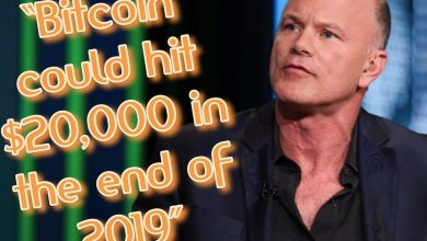 Photo of Michael Novogratz Predicts Bitcoin (BTC) Will Reclaim Its $20K Value In 2019
