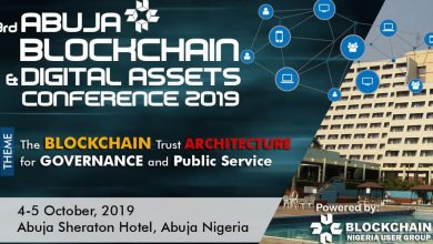 Photo of Announcing Abuja Blockchain & Digital Assets Conference 2019