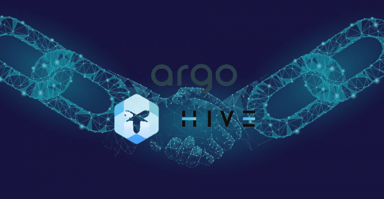 Argo Blockchain PLC Ceases Its Proposed Partnership with Hive Blockchain Technologies