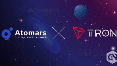 Photo of Atomars Announces Listing of Tron; Could Further Propel Adoption of TRX