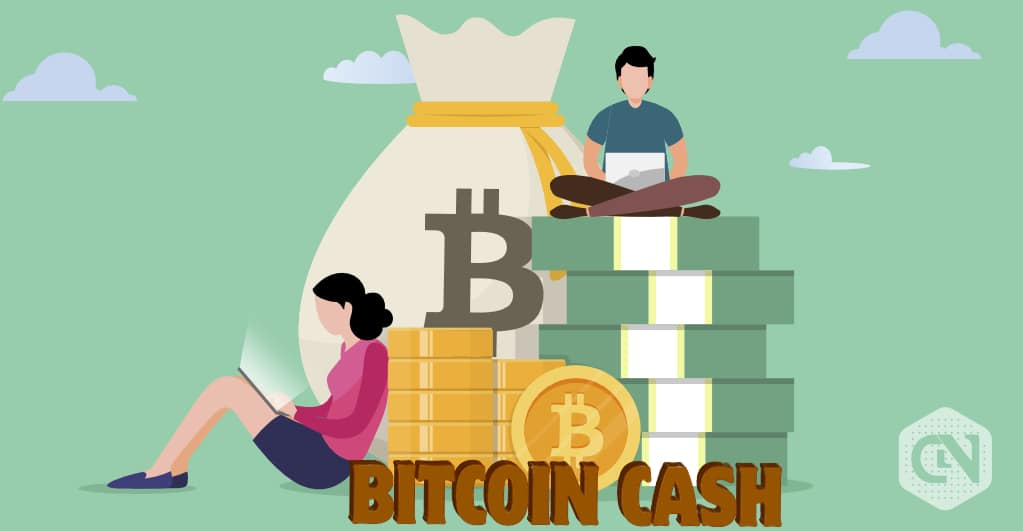 Welcomes bitcoin cash