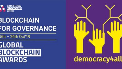 Photo of Barcelona Blockchain Week is Joining Forces with CoinsBank to Create an Unforgettable Experience for Democracy4all Conference and Global Blockchain Awards