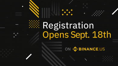 Photo of Binance.US User Account Registration Begins on September 18th