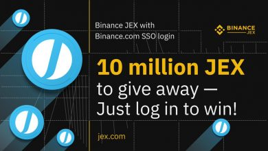 Binance Users to Enjoy Additional 10,000,000 $JEX Token Airdrop Promotion