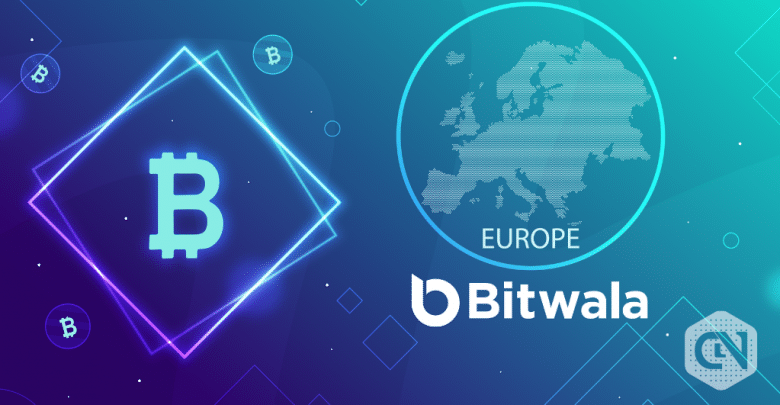Bitwala launches Bitcoin bank accounts in 31 European nations