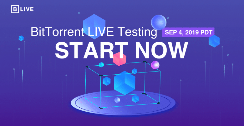 Blockchain-Based Livestream Platform by BitTorrent, Blive, Moves Closer to Reality