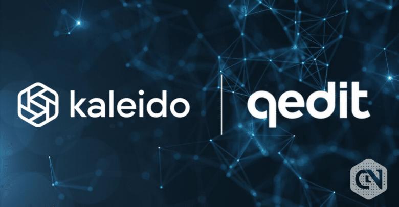 O desenvolvedor de blockchain Kaleido implementa as provas de conhecimento zero da QEDIT para Pr