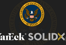 CBOE Withdraws VanEck SolidX Bitcoin ETF Proposal from the Securities and Exchange Commission