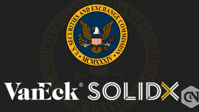 Photo of CBOE Withdraws VanEck SolidX Bitcoin ETF Proposal from the Securities and Exchange Commission