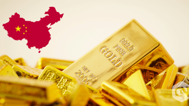 China adds nearly 100 tons of gold to its reserves