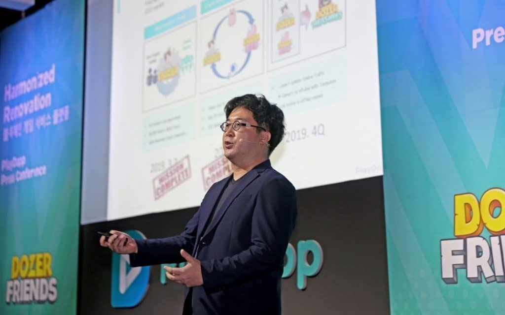 PlayDapp Head of Strategy Choi Sung Wone