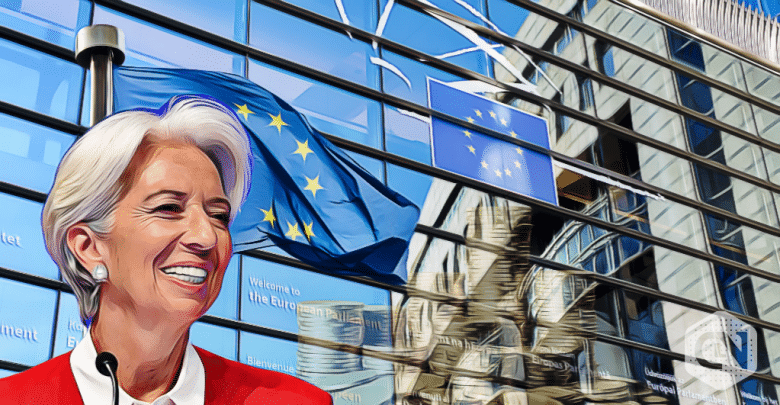 Christine Lagarde says Be open when developing cryptocurrency regulations in Europe