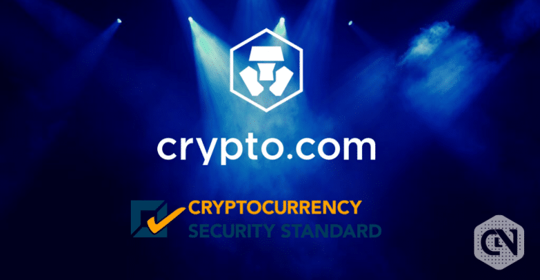 Cryptocurrency security standards ccss