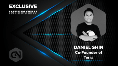 Photo of Daniel Shin, Co-founder of Terra Speaks Exclusively to CryptoNewsZ