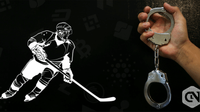 Photo of Former Hockey Winger Gets nabbed for Crypto Fraud