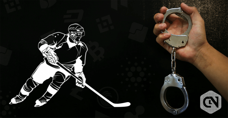 Former Hockey Winger Gets nabbed for Crypto Fraud