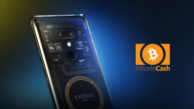 Photo of HTC incorporates Bitcoin Cash Support to Exodus 1 and 1s