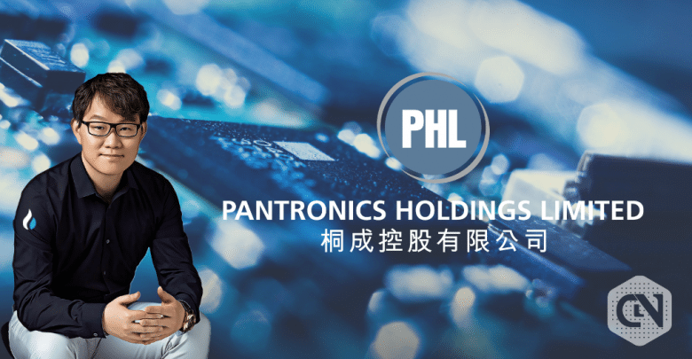 Huobi founder named CEO of Hong Kong-listed electronics maker Pantronics