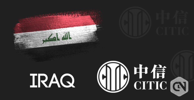 Iraq in talks with China's CITIC to finance projects